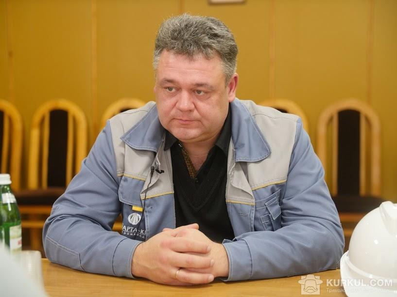Павло Перхайло, директор «Новооржицького цукрового заводу»