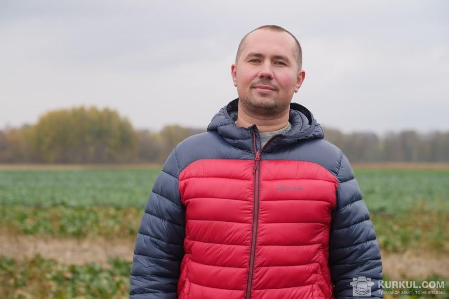 Олег Тарасенко, менеджер компанії «Бізон-Тех»