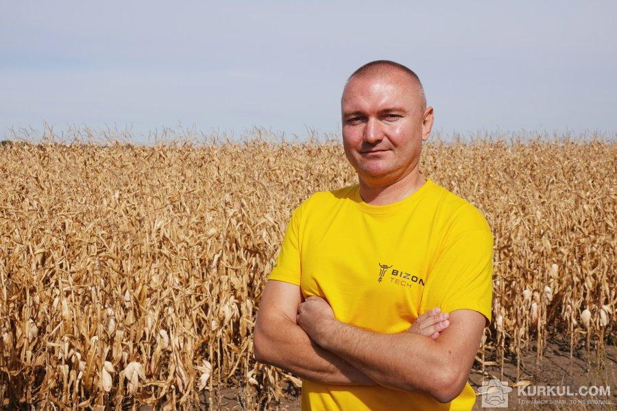 Владислав Юхта, керівник Полтавського регіонального структурного підрозділу «Бізон-Тех»
