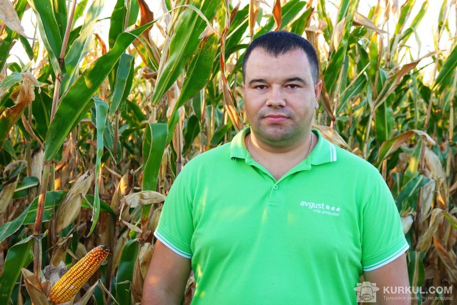 Ярослав Рудьман, регіональний менеджер компанії «Август-Україна» в Черкаській області