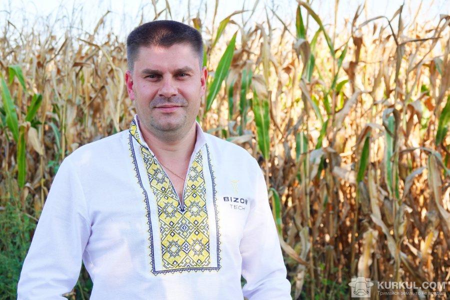 Володимир Поліщук, торговий представник компанії «Бізон-Тех» (ексклюзивний партнер Limagrain) в Київській і Житомирській областях