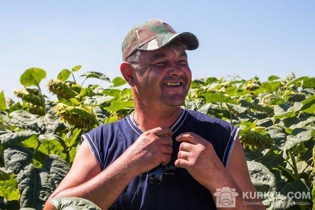 Віктор Віштак, головний агроном компанії «Агро-ДІС»