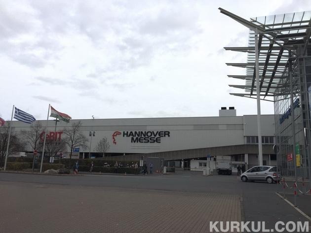 Виставочний центр Hannovermesse