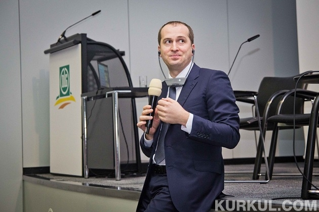Олексій Павленко,  міністр аграрної політики і продовольства України
