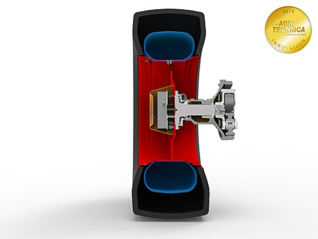 Золота медаль №1 Fendt Vario Grip Pro
