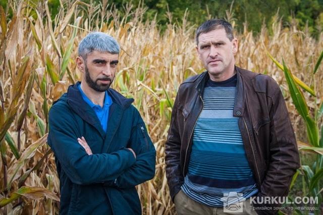 Дмитро Ратушний і Артем Осаволюк (з ліва на право)