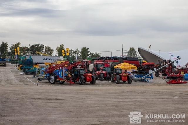 Машинно-тракторний парк господарства