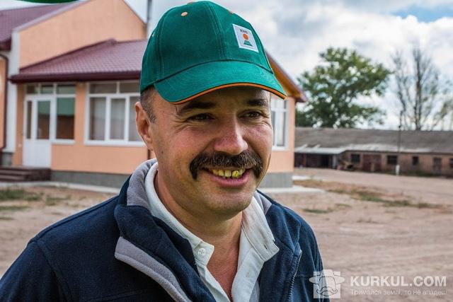 Олександр Жорняк