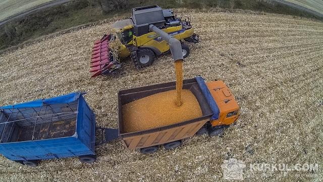 Завантаження кукурудзи