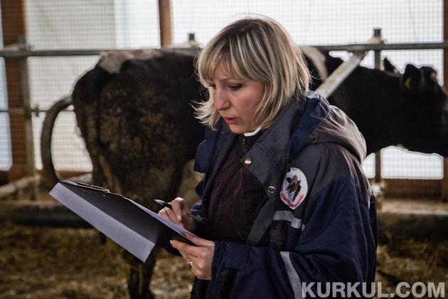 Головний технолог МВК «Єкатеринославський» Ганна Перекрестова