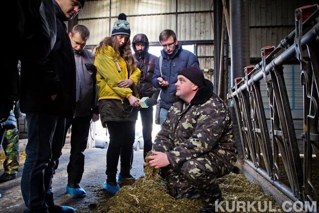 Олександр Кармазін розповідає про корми