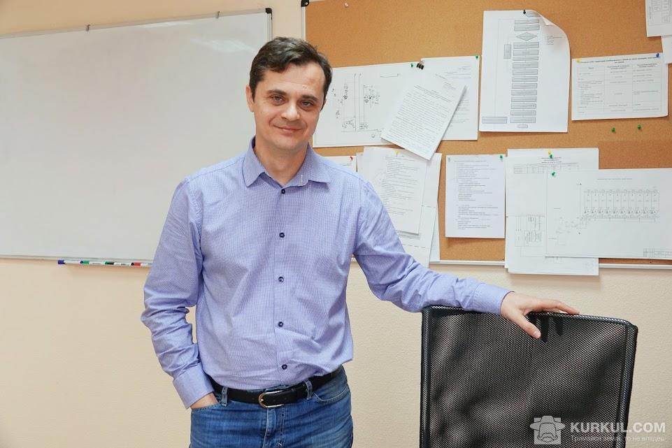 Євген Зима, директор комбікормового заводу «АПК-ІНВЕСТ»