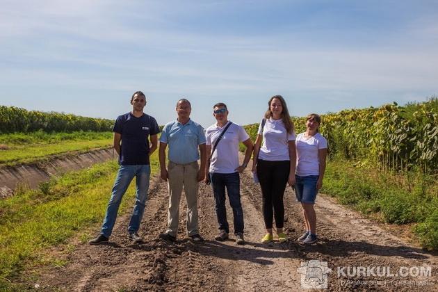 АгроЕкспедитори разом з господарями поля