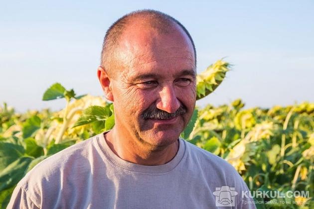 Дмитро Онищенко, головний агроном ТОВ «Хлібодар»