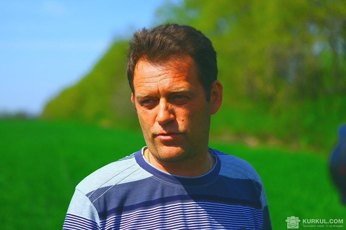 Олександр Пономарьов, агроном «Житниця України»