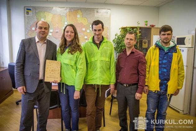Команда АгроЕкспедиторів на підприємстві «Столичний Млин»