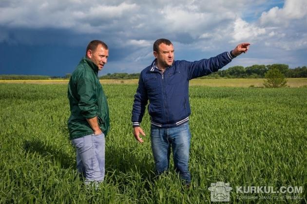 Павло Кушнір та Святослав Гриневич