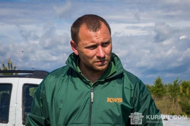 Представник «КВС-Україна» Святослав Гриневич