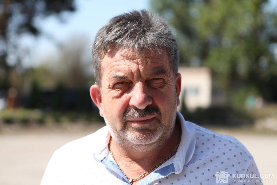 Володимир Братанич, директор агрофірми «Заповіт Шевченка»