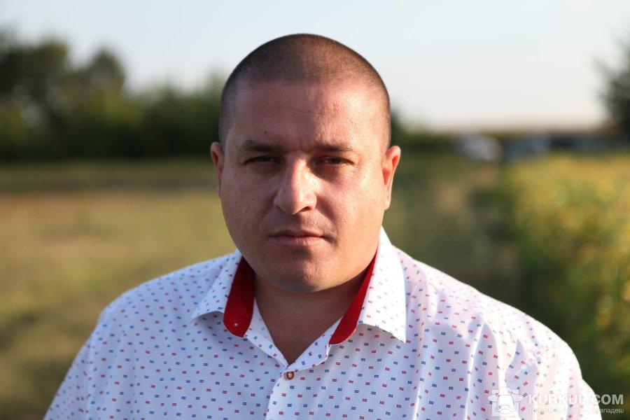 Микола Бахчеван, директор підприємства «Агровіт»