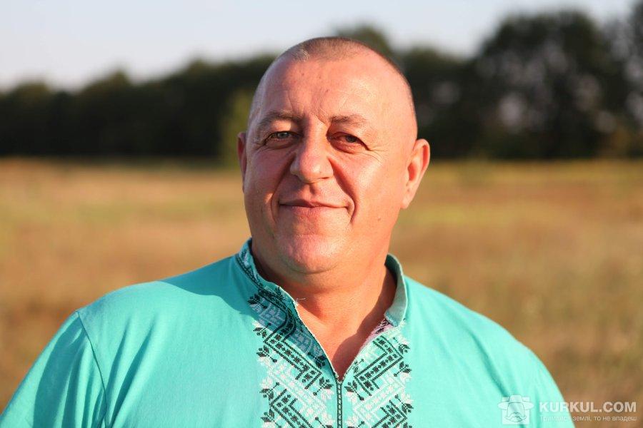 Олександр Подолянюк, головний агроном підприємства «Агровіт»