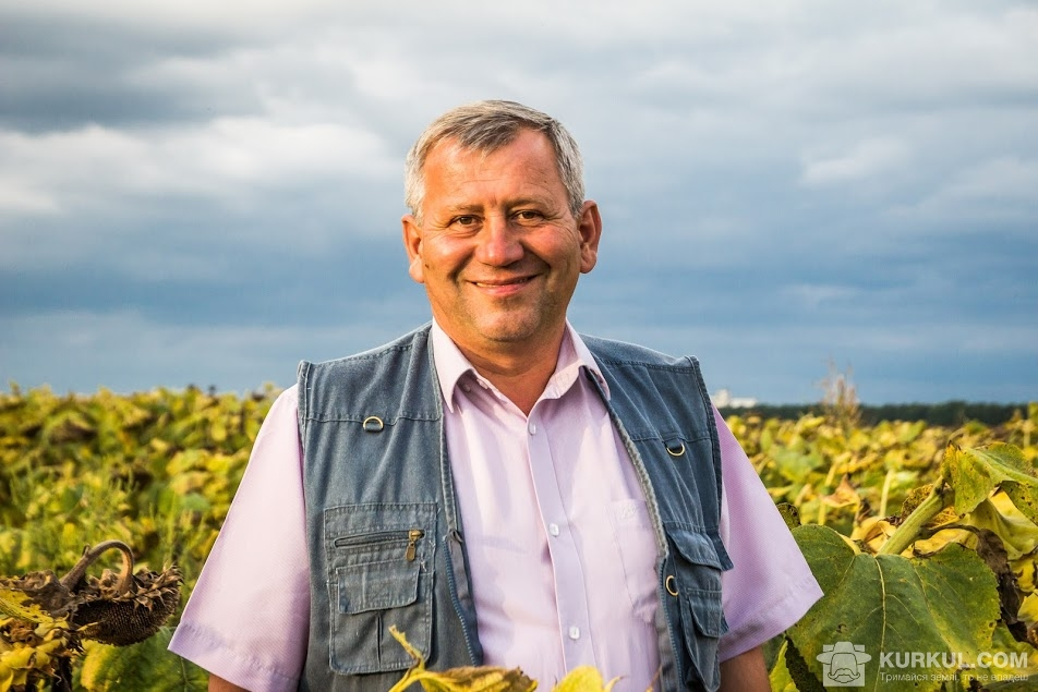 Володимир Пономаренко, директор господарства
