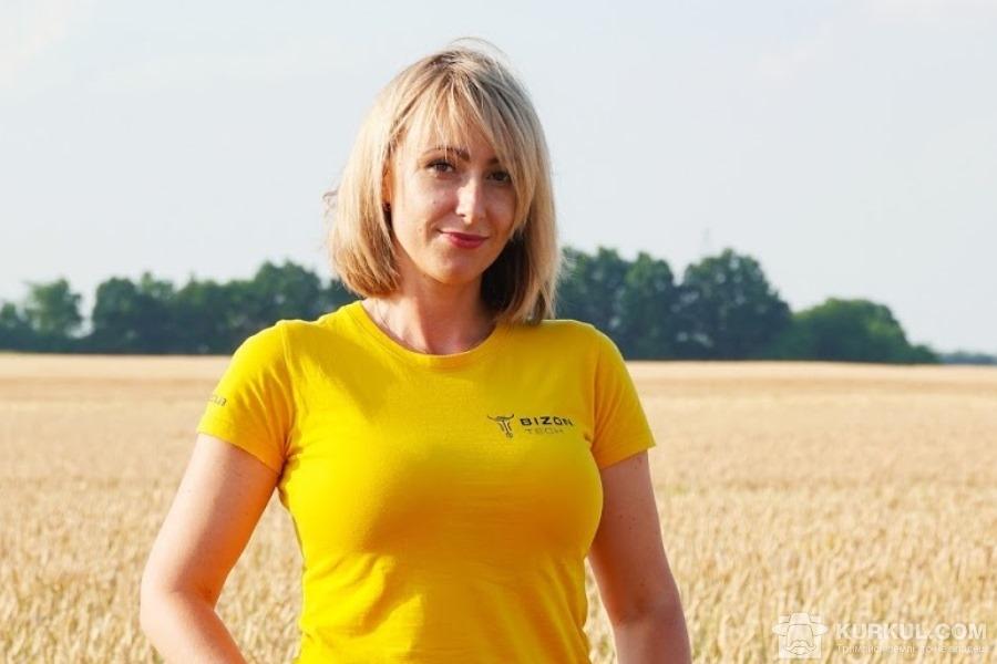 Наталія Закройщик, менеджер Томаківського регіонального підрозділу «Бізон-Тех»