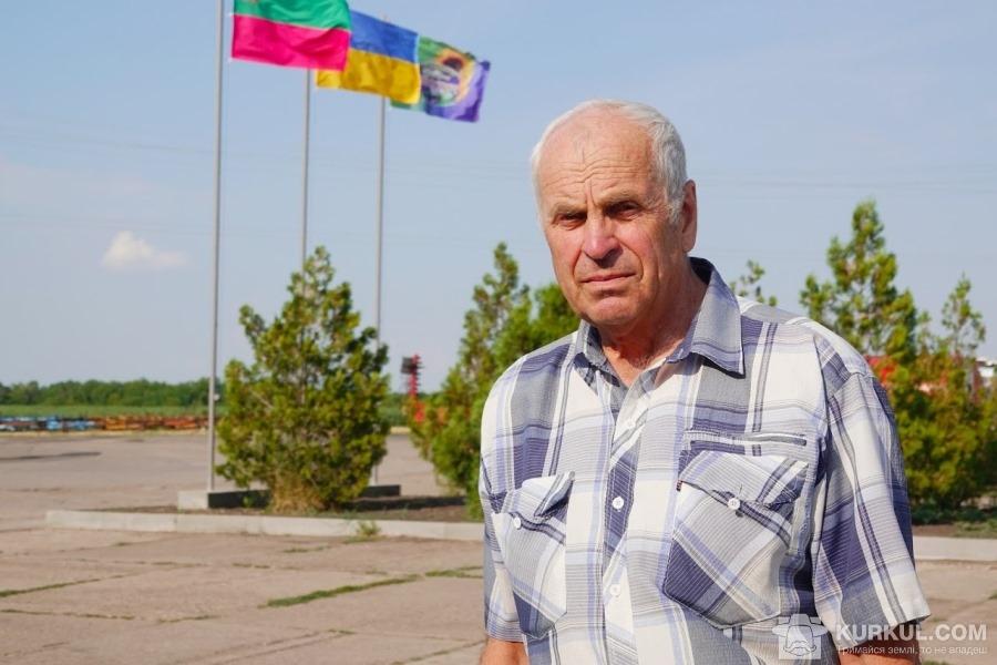 Іван Костенко, виконавчий директор «Агрофірми Славутич»