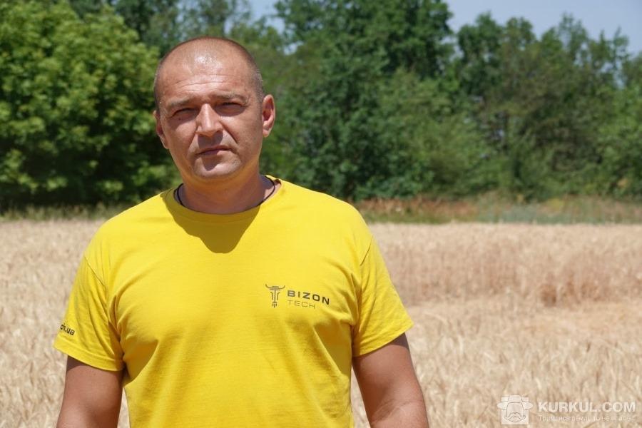 Роман Гладкий, менеджер Запорізького регіонального підрозділу «Бізон-Тех»