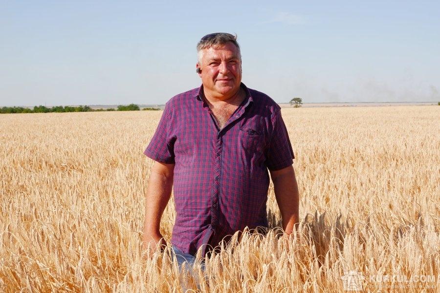 Олександр Огородник, головний агроном «Альфа Фарм»