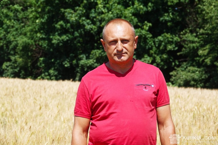 Сергій Кононенко, головний агроном «Великобагачанського комбікормового заводу»