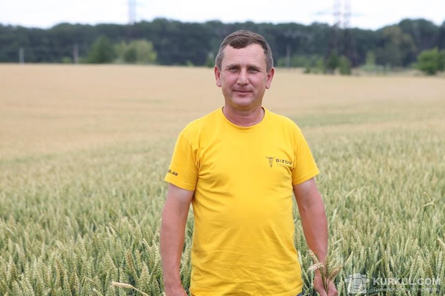 Євген Мазуренко, представник компанії «Бізон-Тех»