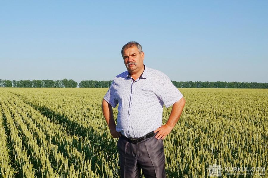 Володимир Гончар, директор підприємства «Славутич» у Харківській області