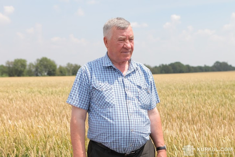 Сергій Волкотруб, власник господарства «Агрошляхбуд»