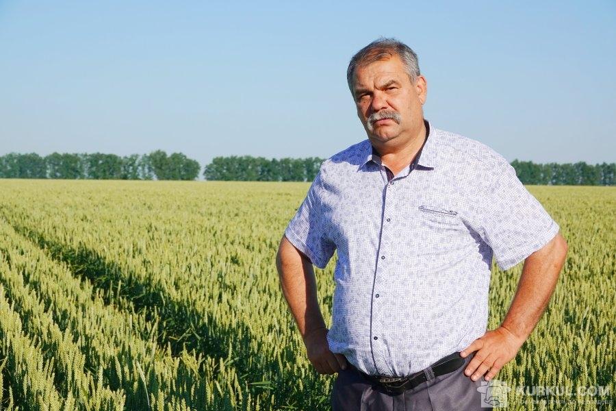 Володимир Гончар, директор агропідприємства «Славутич»