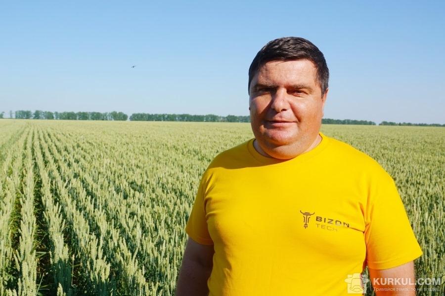 Андрій Шило, менеджер Слобожанського регіонального підрозділу компанії «Бізон-Тех»