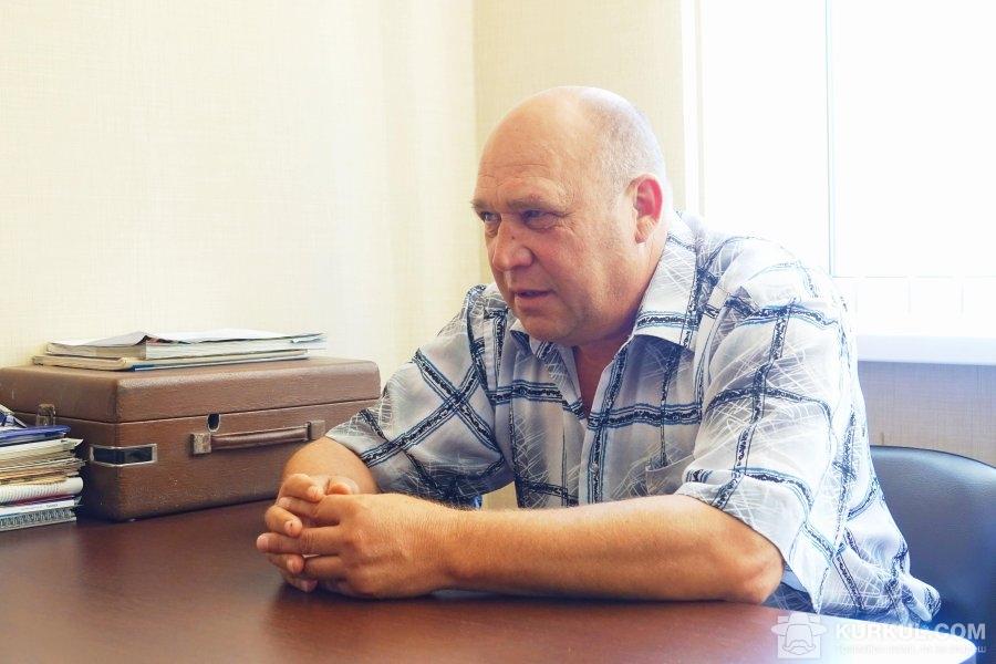 Володимир Бельдій, виконавчий директор підприємства