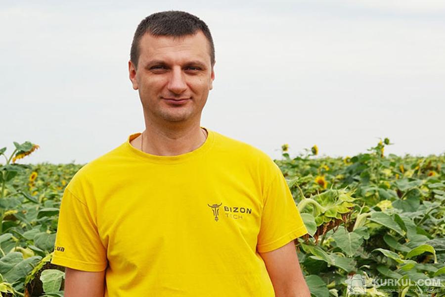 Анатолій Глушко, менеджер Вінницького регіонального підрозділу компанії «Бізон-Тех»