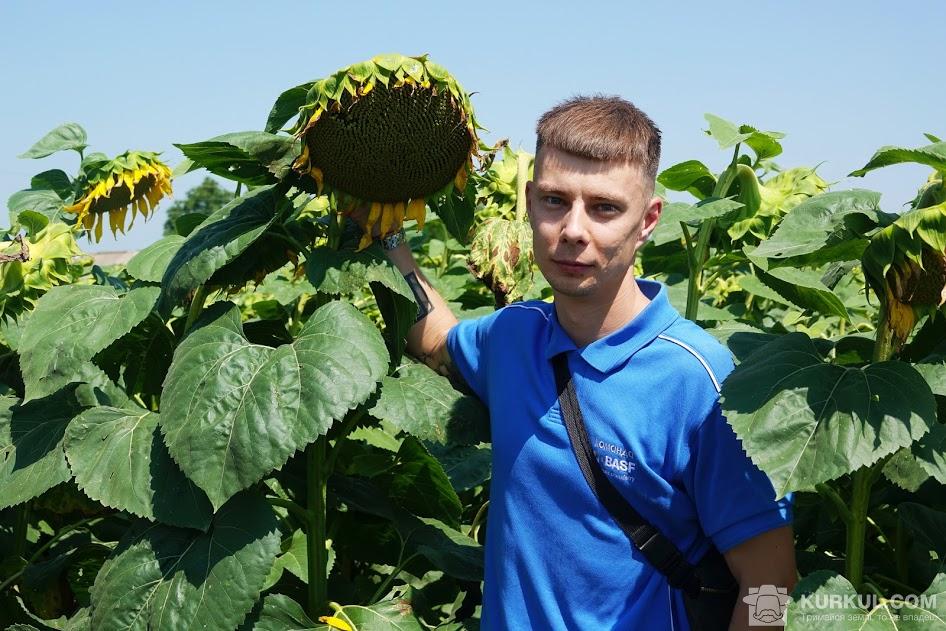 Михайло Маленький, маркетинг-менеджер з розвитку продуктів на олійні культури в Україні, Молдові та країнах Кавказу компанії BASF