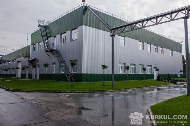 Завод з виробництва мікродобрив та ЗЗР компанії ALFA Smart Agro