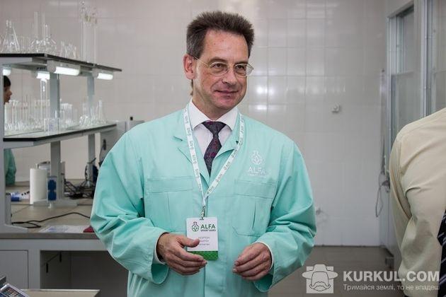 Мортен Педерсен, керівник лабораторії, провідний спеціаліст з Данії