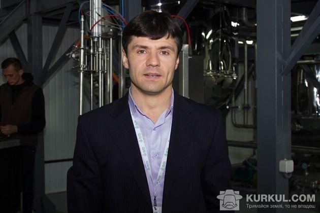Роман Шпаченко, директор заводу