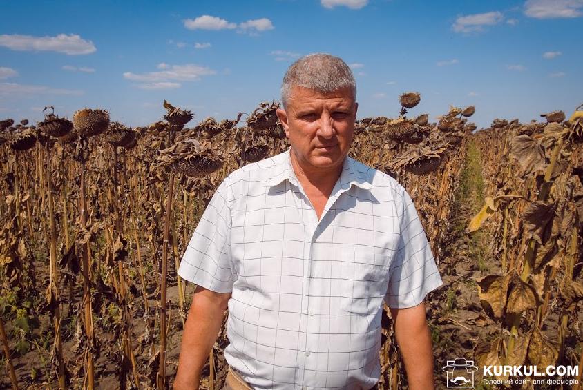 Микола Касімов, директор господарства «ім.Суворова»