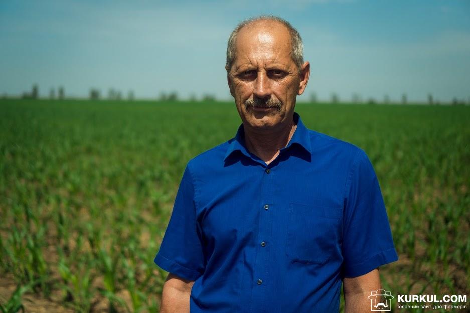 Микола Азаров, керуючий виробництвом «Торговий дім Продексім»