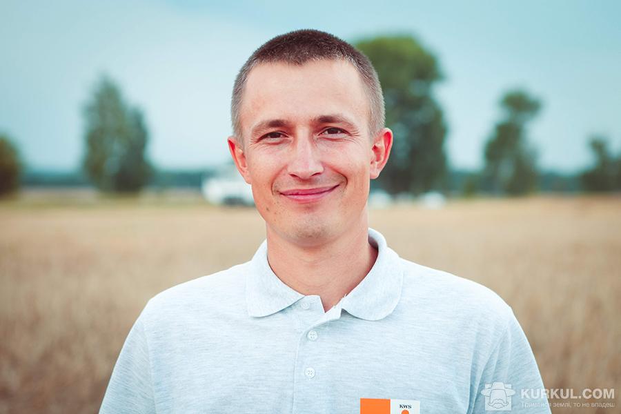Руслан Круподеря, торговий представник в Чернігівській, Сумській та Харківській областях компанії «КВС-УКРАЇНА»