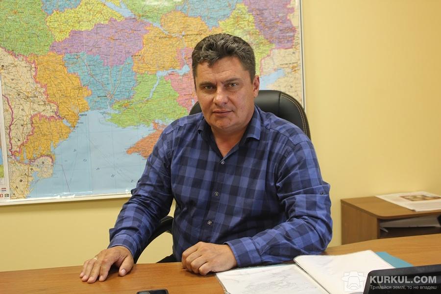 Сергій Середа, шеф-агроном підприємства «Арніка»