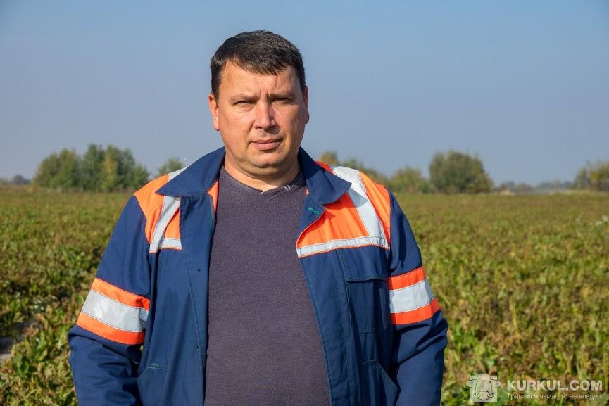 Орест Зубар, керівник «Агро ЛВ Лімітед»