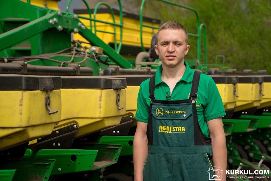 Євген Шматько, сервісний інженер «АгріСтар»