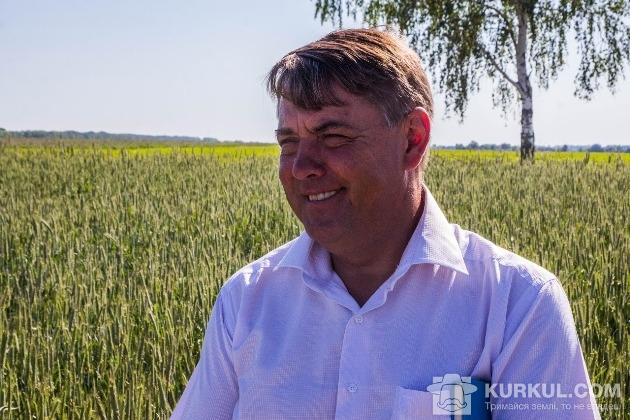 Віктор Петрашенко, агроном, Вега Агро