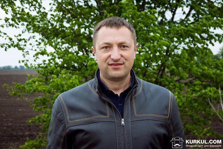 Віталій Трохименко, головний агроном групи компаній «Нива Переяславщини»
